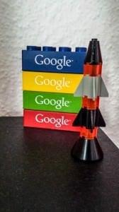 Google und eine Rakete? Das kann nur raketenSEO sein.