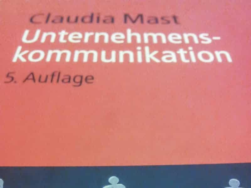 Unternehmenskommunikation und Öffentlichkeitsarbeit gehören zur PR