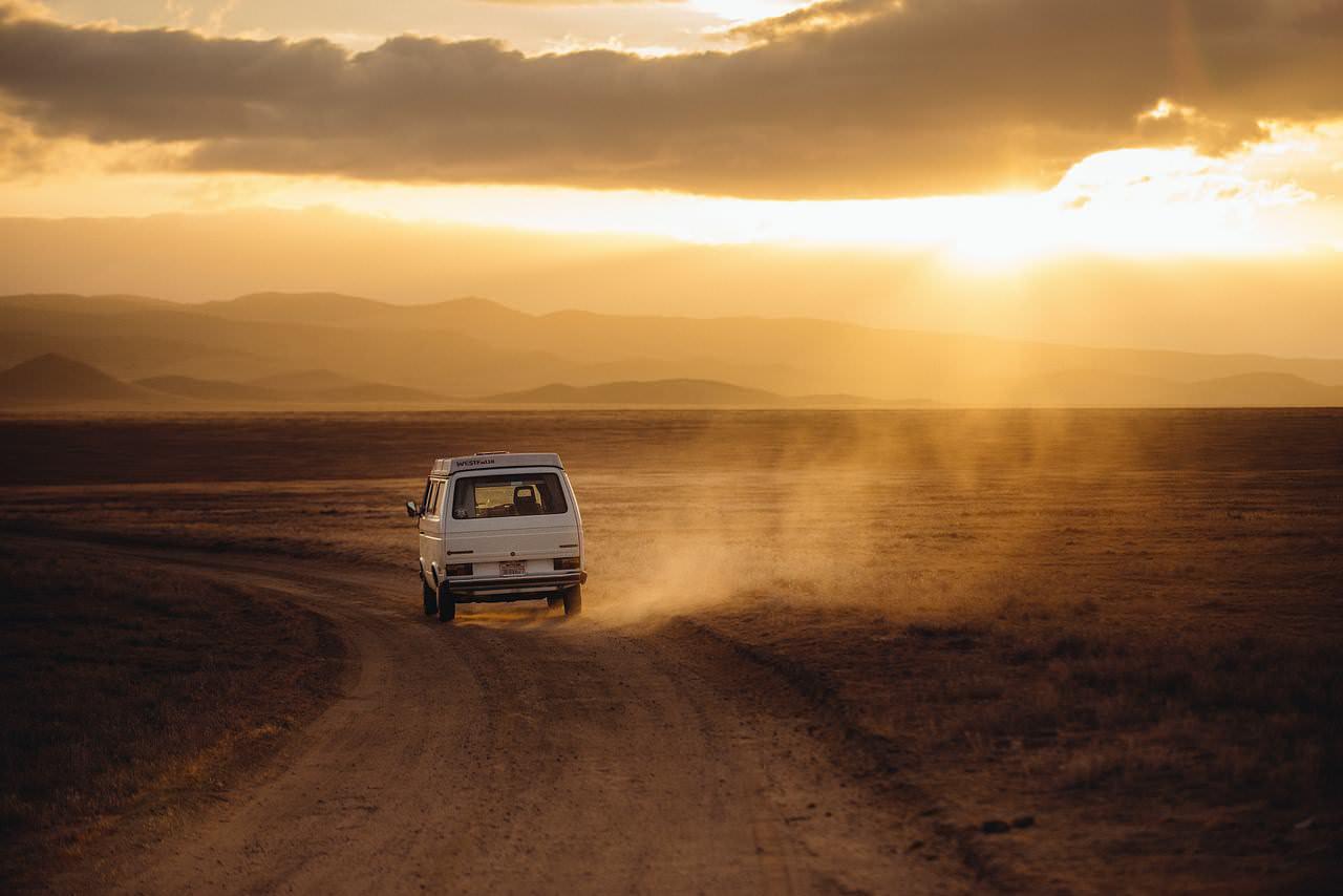 02 | Staub in der Wüste