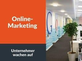 Unternehmen wachen langsam auf - Online-Marketing
