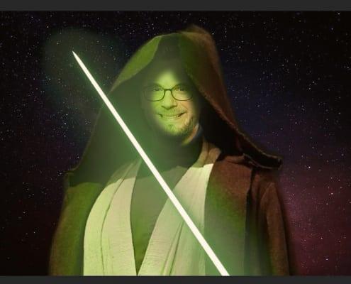 Qui Gon Ju - White Hat Jedi - SEO-Contest