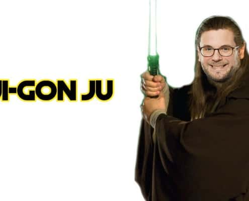 Qui Gon Ju, Julian Post von Contunda beim White Hat Jedi - SEO-Wettbewerb